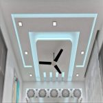 Ceiling interior design
